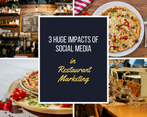 social media impact in restaurant marketing